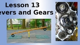 Physics - Levers and Gears