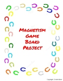 Physics Magnetism Game Board Project