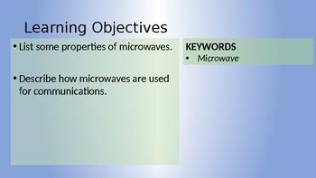 Physics - Microwaves