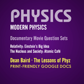 Physics Modern Physics