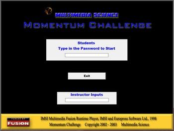 Physics - Momentum Challenge