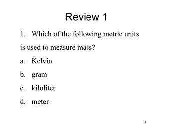 Physics - Motion (Basic Kinematics) Complete Unit