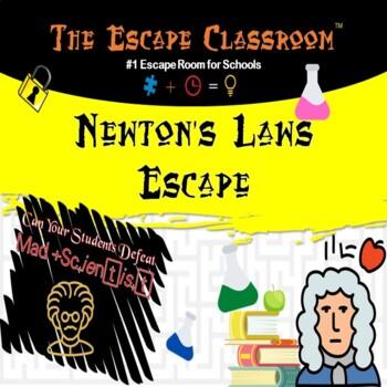 Physics - Newton's Laws Escape Room | The Escape Classroom