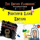 Physics - Newton's Laws Escape Room   The Escape Classroom