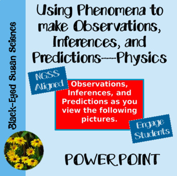 Physics Observation, Inference, and Prediction