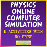 Physics Online Computer Simulation Lab