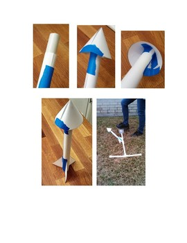 Physics - Paper Rockets Lab
