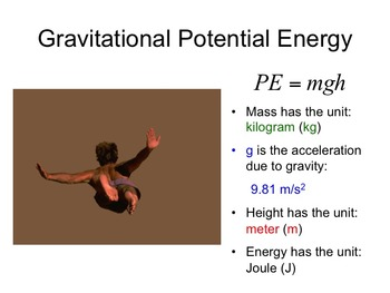 Physics -- Potential Energy (complete lesson)