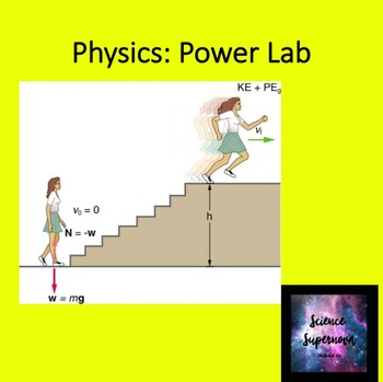 Physics: Power Lab