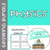 Physics Resources -- Growing Bundle!