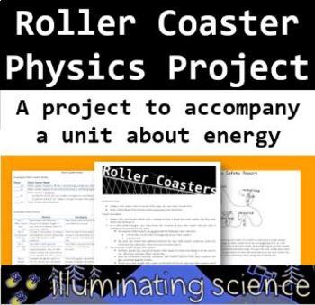 Physics Roller Coaster Project