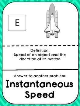 Physics Scavenger Hunt Game