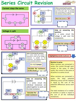 Physics (Science) Electricity Revision Workbook