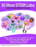 Physics Science Experiment STEM projects MEGA pack #2 with 50 NEW learning labs