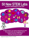 Physics Science Experiment STEM projects MEGA pack #3 with 50 NEW learning labs