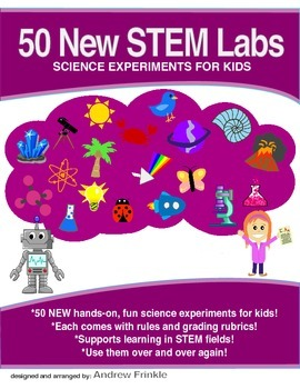 Physics Science Experiment STEM projects MEGA pack #3 with
