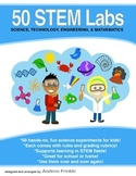 Physics Science Experiment STEM projects MEGA pack of 50 learning labs