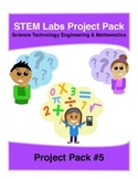Physics Science Experiment STEM projects pack 5 with 10 more learning labs