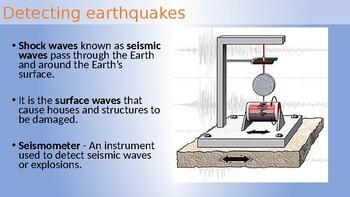 Physics - Seismic Waves