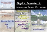 Physics Semester 1 -Interactive Smart Curriculum