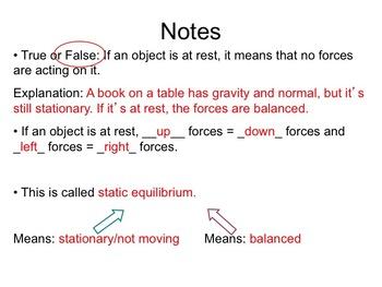 Physics - Static Equilibrium (complete lesson)
