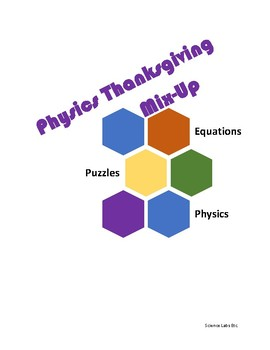 Physics Thanksgiving Mix-Up