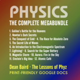 Physics: The Complete MEGABUNDLE