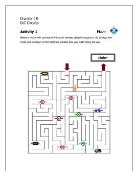 Physics Through Puzzle