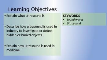 Physics - Ultrasound