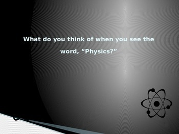 Physics Unit 1