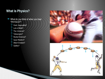 Physics Unit 1 (Intro to Physics) - PPT Presentation