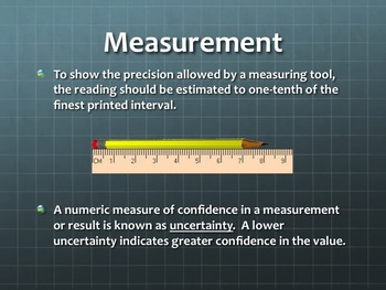 Physics - Unit 1 - Measurement & The Science of Physics  complete unit