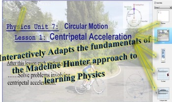 Physics Unit: Circular Motion & Gravitation