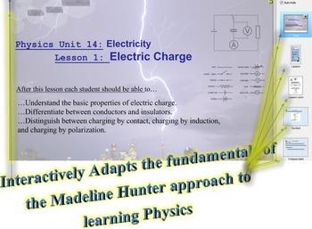 Physics Unit: Electricity