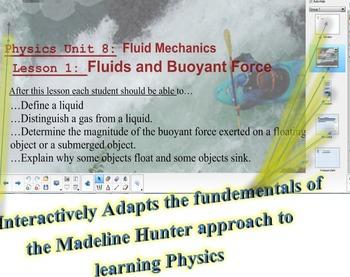 Physics Unit: Fluid Mechanics