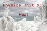 Physics Unit: Heat