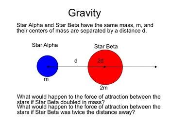 Physics - Universal Gravitation Concepts (Complete Lesson)