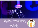 Physics Vocabulary