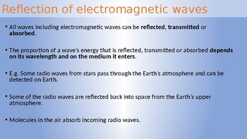Physics - Wave Fronts