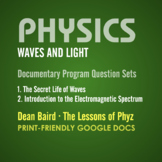 Physics: Waves and Light