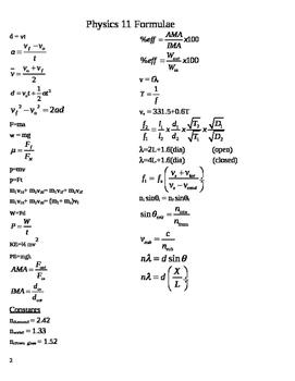 Physics Workbook 1