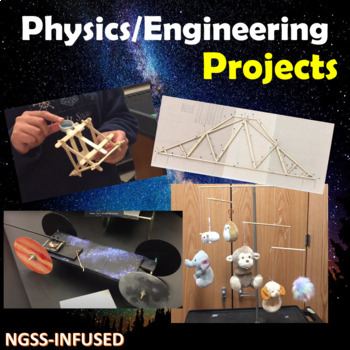 Physics and Engineering Project Bundle