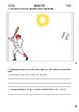 Physics of Light Science Test