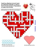 Physics of Love: A fun Valentine's Day Puzzle activity/wor