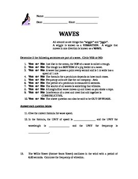 Physics of Waves