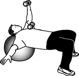 Physioball Clipart