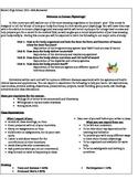 Physiology Course Syllabus - High School