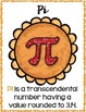 Pi Day Area and Circumference