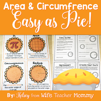 Area and Circumference