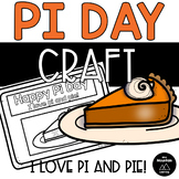 Pi Day Pie Craft